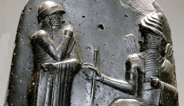 an analysis of the topic of the ancient law codes The hammurabi code of laws, a collection of 282 rules, established standards for commercial interactions and set fines and punishments to meet the requirements of justice hammurabi's code.