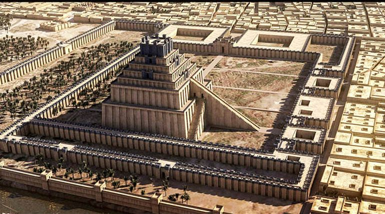 Tallest_Man-Made_Buildings_Ancient_Etemenanki_Babel_1