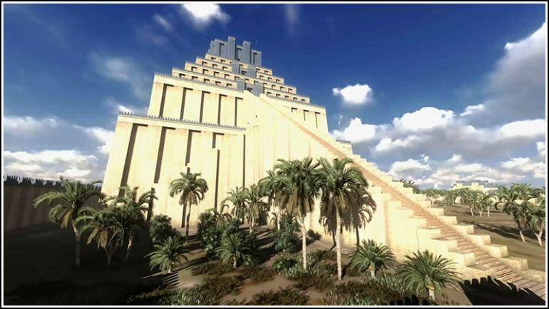 Tallest_Man-Made_Buildings_Ancient_Etemenanki_Babel_2