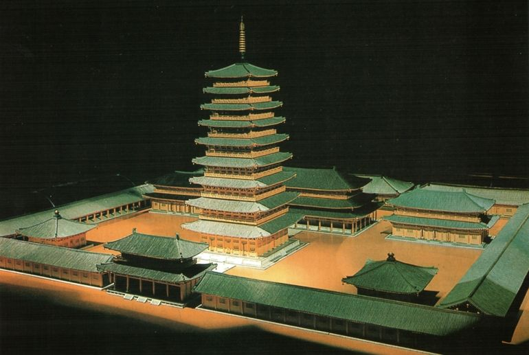 Tallest_Man-Made_Buildings_Ancient_Hwangryongsa_Pagoda_2