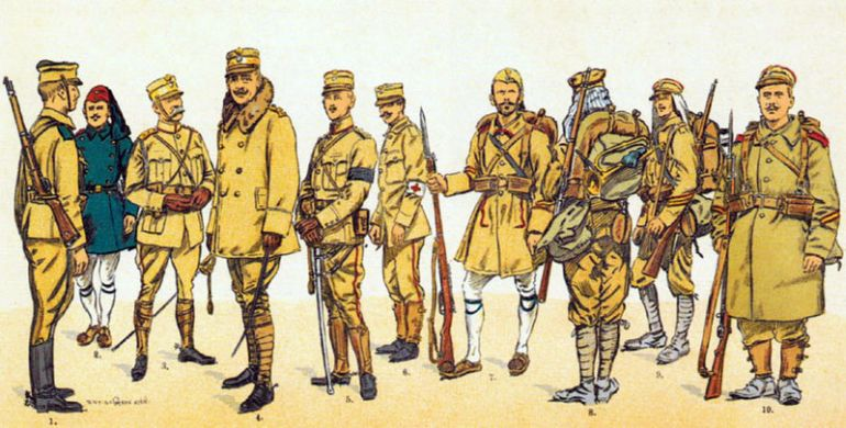 oddest_military_encounters_history_War_of_the_Stray_Dog