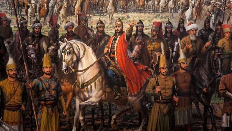 Amazing_Facts_Ottoman_Empire_Army