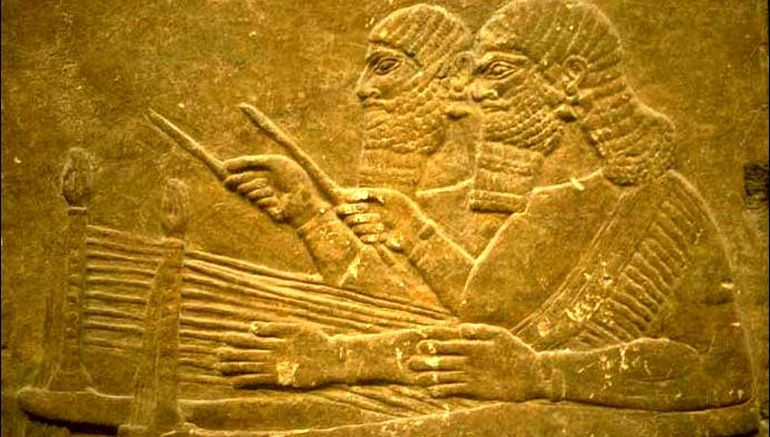 Oldest_Song_World_Northern_Syria_Hurrian_Ugarit_1