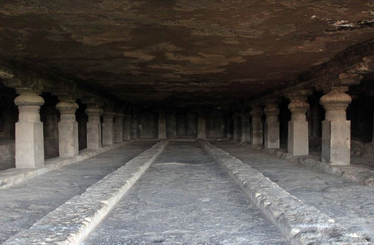 Cannabis_Preserved_Ancient Walls_Ellora_Caves_2