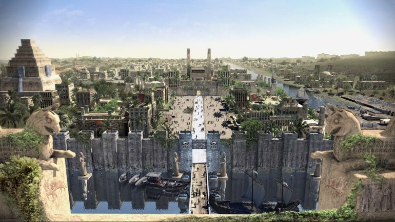 An overview of the code of hammurabi in the babylonian history