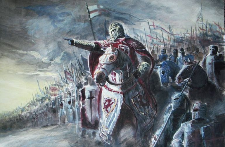 a look at six of the major crusades in history In all, eight major crusade expeditions occurred between 1096 and 1291 ad  discover all the facts about the crusades and the knights templar on history com  in 1229, in what became known as the sixth crusade, emperor frederick  ii achieved the  but if you see something that doesn't look right, contact us.