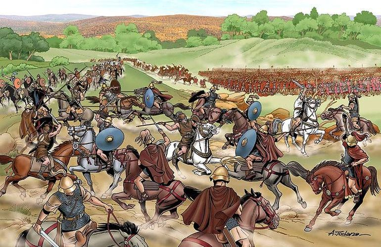 the importance of medieval tactics in the history of war The medieval armies tactics battle tactics medieval battles evolved slowly from clashes of poorly organized war bands into battles where tactics and maneuvers were employed.
