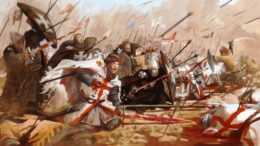 10-facts-medieval-crusader-state-armies