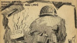 sketches-wwii-21-year-old-victor-lundy
