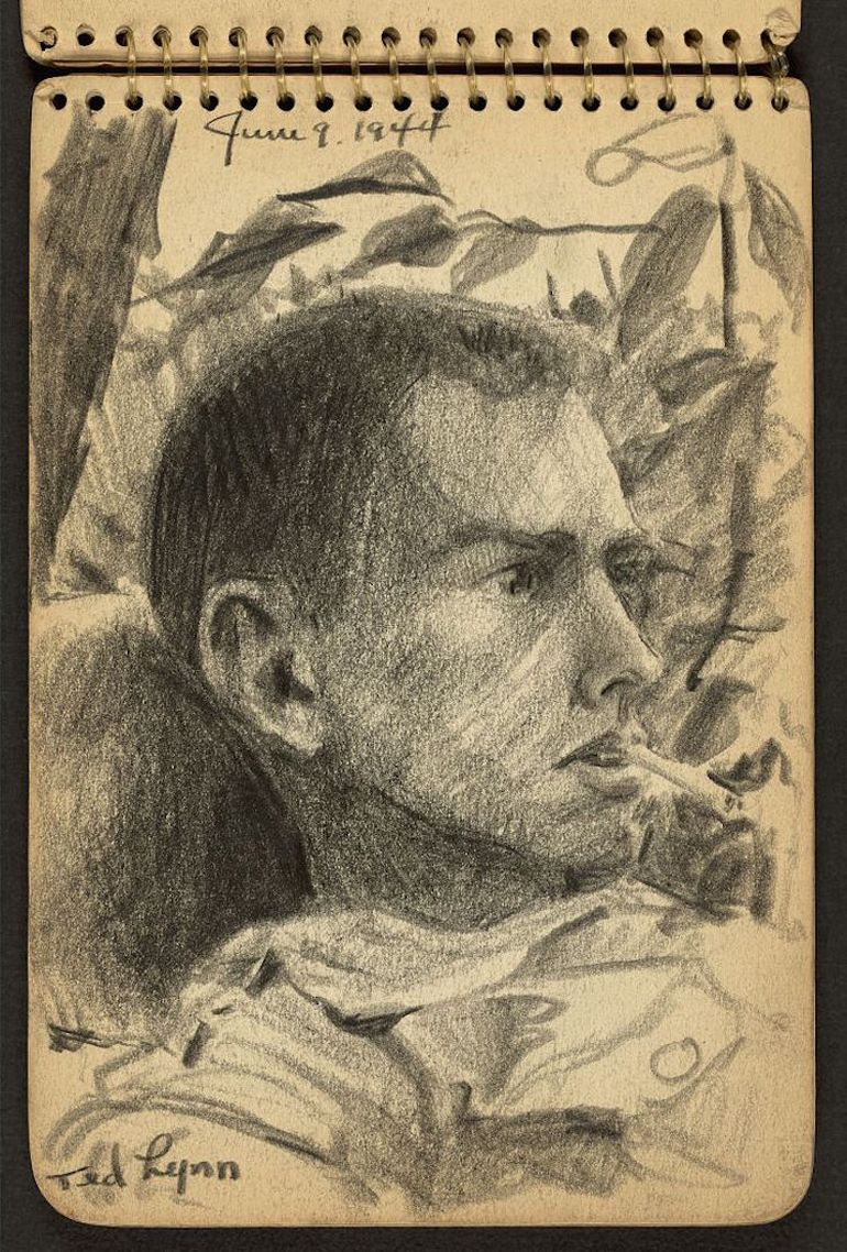 sketches-wwii-21-year-old-victor-lundy_13