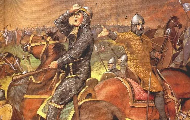 the battle of hastings duke of The battle of hastings was fought on 14 october 1066 between the norman-french army of william, the duke of normandy, and an english army under the anglo-saxon king harold godwinson, beginning the norman conquest of england.