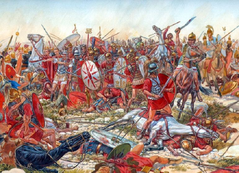 10 Incredible Facts About the Roman Army (Early Republic)