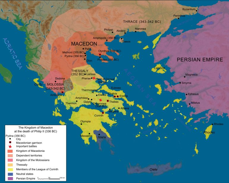 Amazing_Facts_Macedonian_phalanx_2
