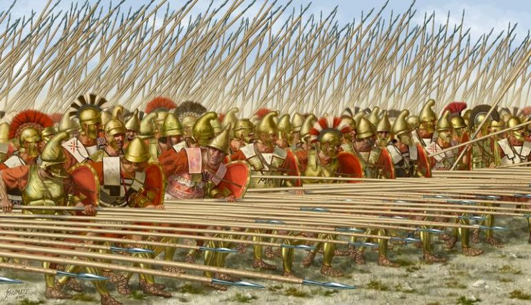 Amazing_Facts_Macedonian_phalanx_4