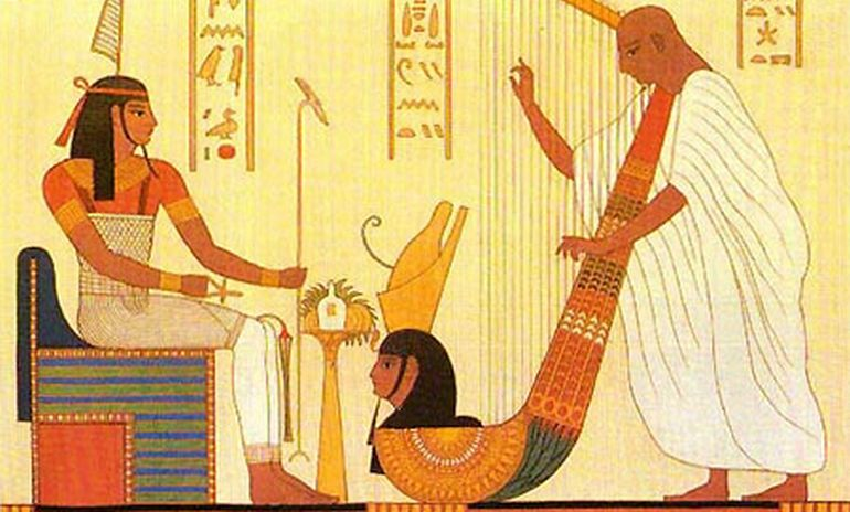 ancient egyptians and their marvelous work Where did ancient egyptians get all the  herodotus also claimed that the ancient egyptians had marvelous machines that they  a work not much inferior.