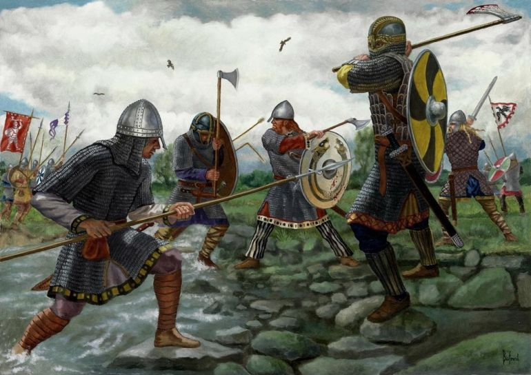 Viking_Viking warfare_4