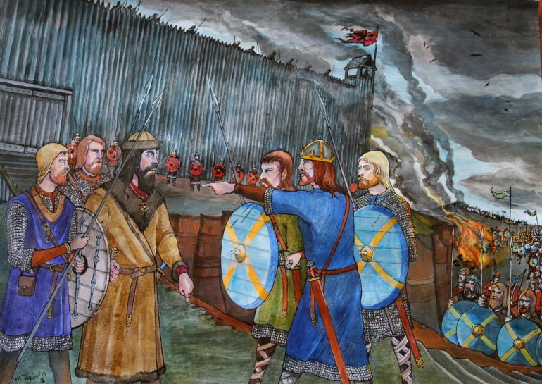 Viking_Viking warfare_8