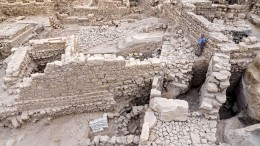 Acra_fortress_Jerusalem_discovered_1