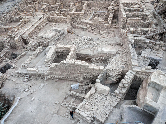 Acra_fortress_Jerusalem_discovered_2