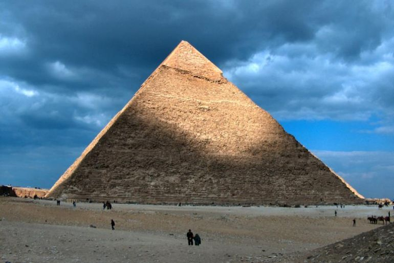 Tallest_Man-Made_Buildings_Ancient_ Pyramid_of_Khafre_1