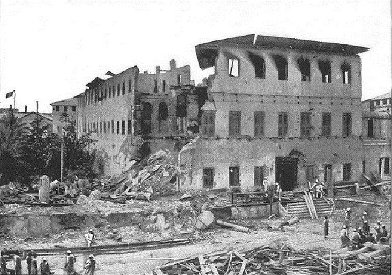 oddest_military_encounters_history_The_Anglo-Zanzibar_War