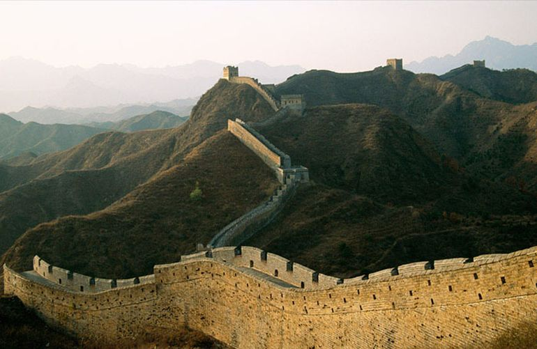 Great Wall Of China Map View.9 Incredible Things You Should Know About The Great Wall Of China