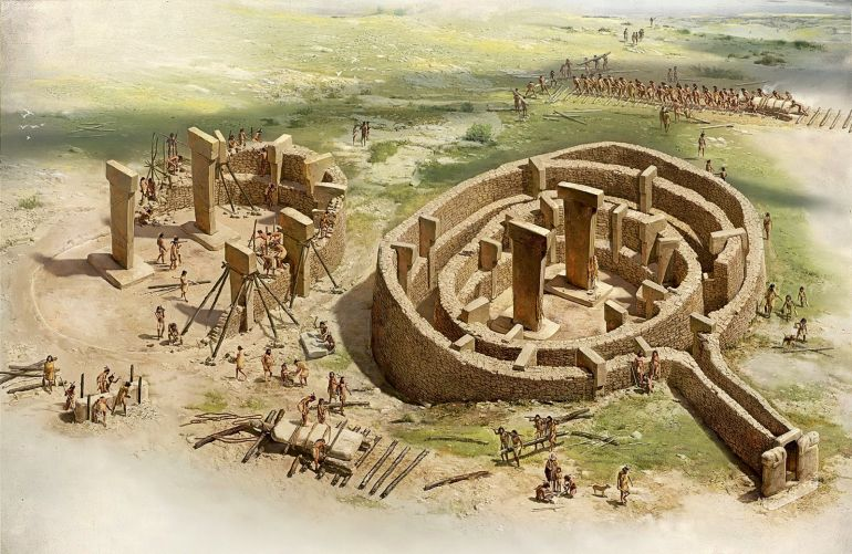 World_Oldest_Monument_Funding_$15_Million_Gobekli_Tepe_2