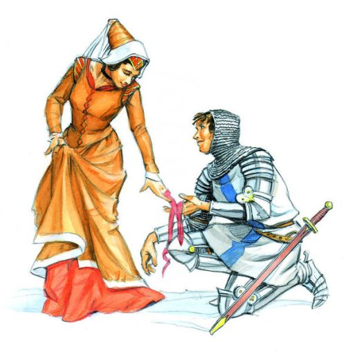 a history of chivalry in the middle ages Relating or belonging to the middle ages  medieval - characteristic of the time of chivalry and knighthood in the middle ages  medieval greek medieval history.