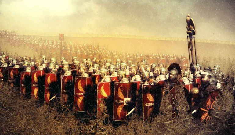 a history of the rise and fall of the roman empire The mediterranean region was home to several of the most powerful empires in  history in this lesson, we'll look at three of them and see where.