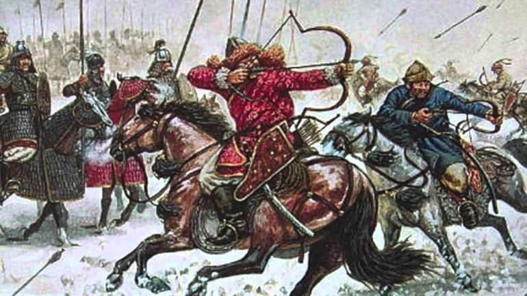 mongol-mongol soldier-mongol warriors-facts