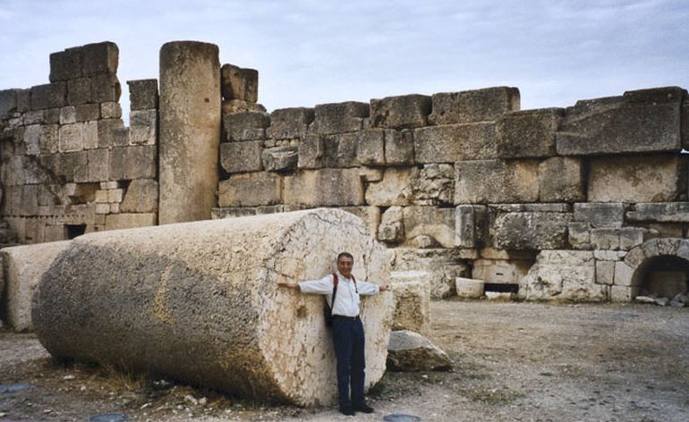 The largest hand-carved stone block from our ancient world