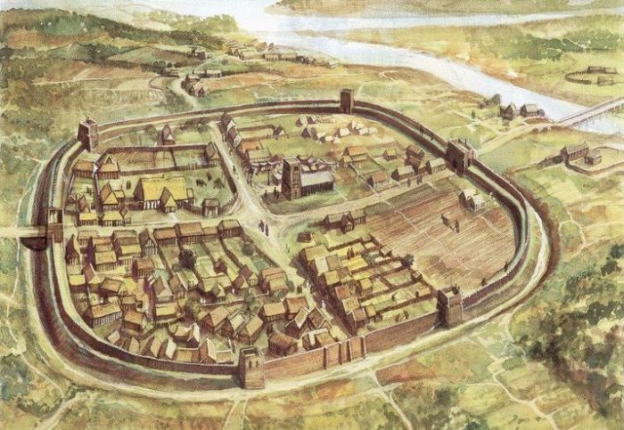 Archaeologists_Identified_Anglo-Saxon Island_City_Lincolnshire_2