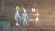 Augustus_Caesar_Pharaoh_Colorful_Egyptian_Artwork_Restored_1