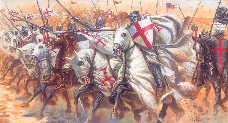 10 incredible things you should know about the templars for The knights templat