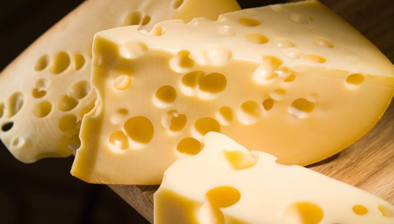 our iron age ancestors were possibly fond of swiss cheese
