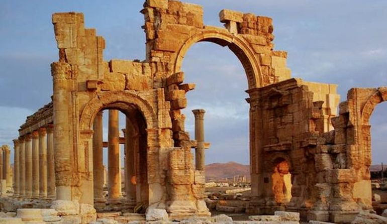 Palmyra_Arch_of_Triumph_Replica_3D_Printing_Tech_2