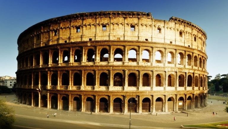 VR_Animation_3D_Tour_Roman_Colosseum