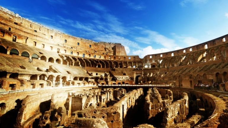 VR_Animation_3D_Tour_Roman_Colosseum_3
