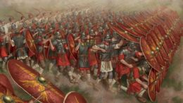 Animation_Evolution_Roman_Battle_Tactics