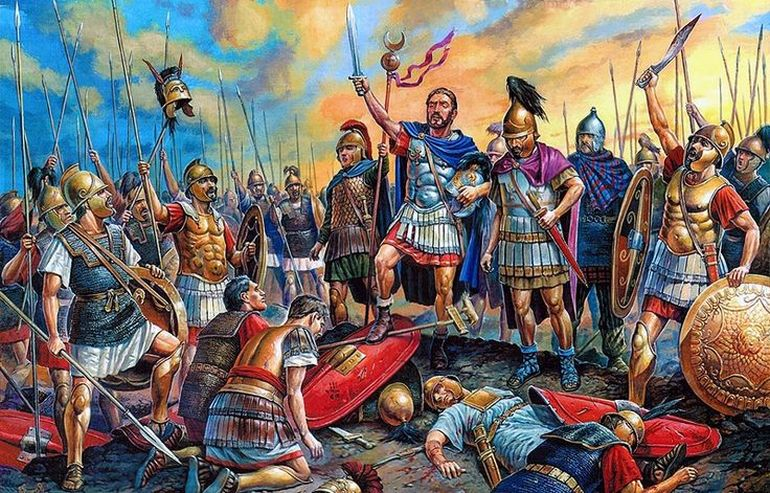 10 Things You Should Know About The Battle Of Cannae