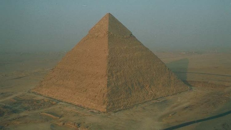 Impreciseness Of Great Pyramid Rather Proves Its 'Accuracy'