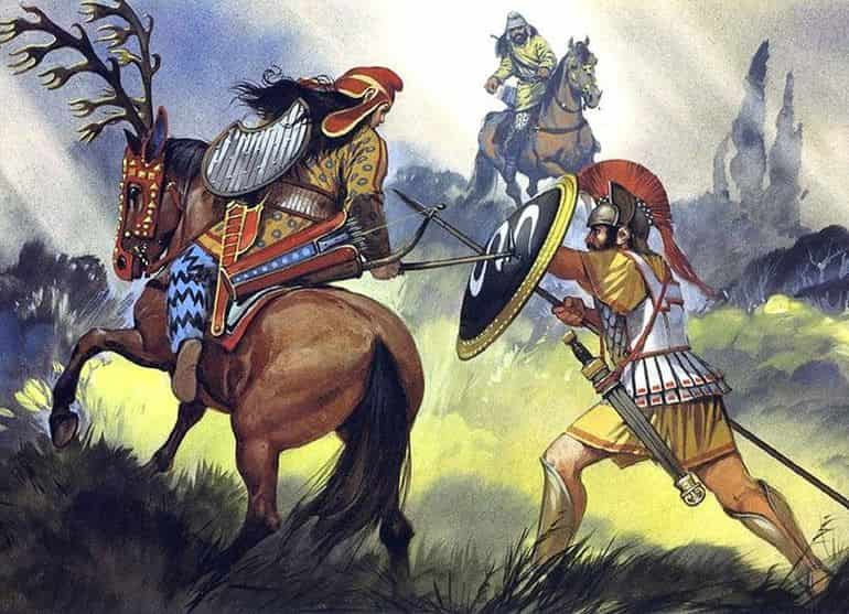 Scythians: 12 Things You Should Know About The Steppe Horselords