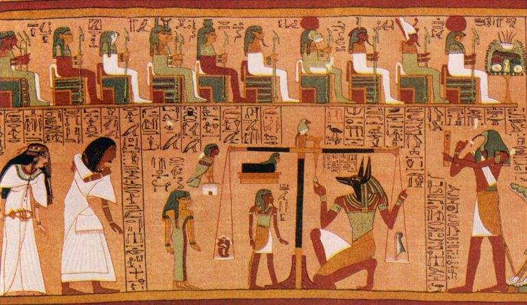 Translated Ancient Egyptian Texts Reveal The Trials Of