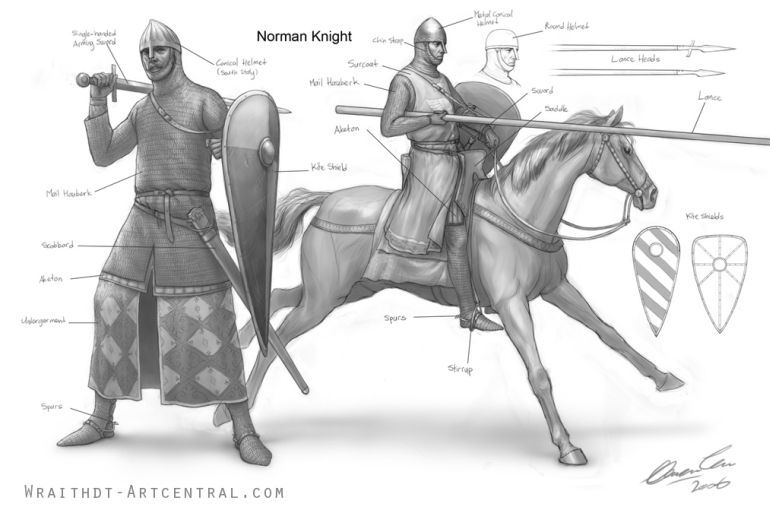 10-facts-norman-knights-medieval_9