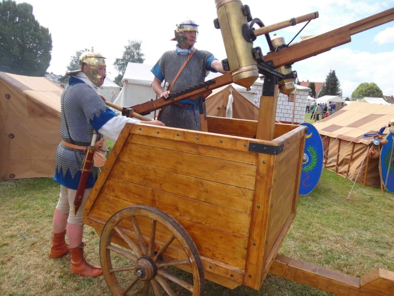 10 Incredible Roman Military Innovations You Should Know About