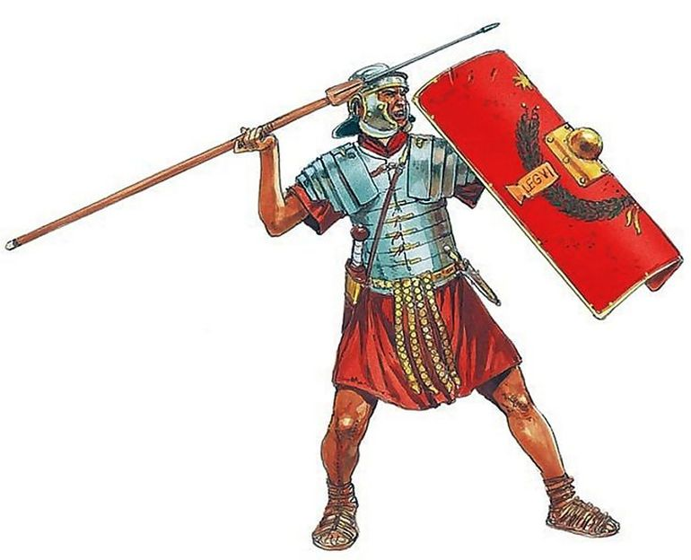 The roman sheer forces essay