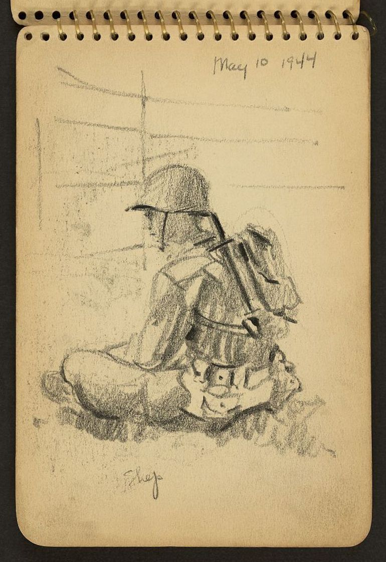 sketches-wwii-21-year-old-victor-lundy_12
