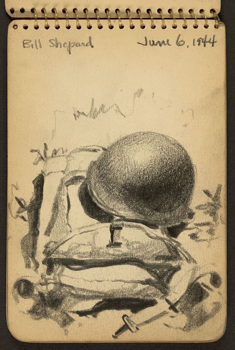 sketches-wwii-21-year-old-victor-lundy_3