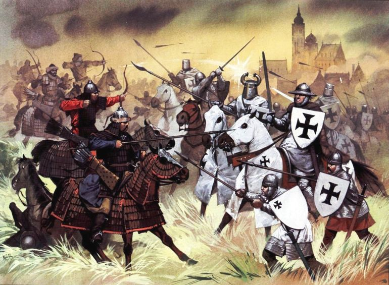 teutonic knights History of jurand from spychow, who defends his lands against teutonic knights  during the treacherous attack of teutonic knights, led by the commander.