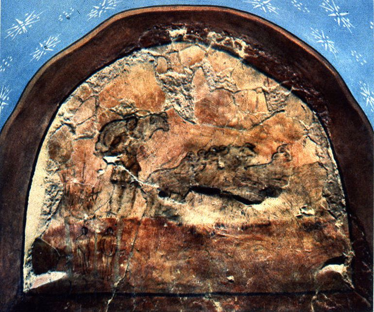 world-oldest-image-mary-syria_3